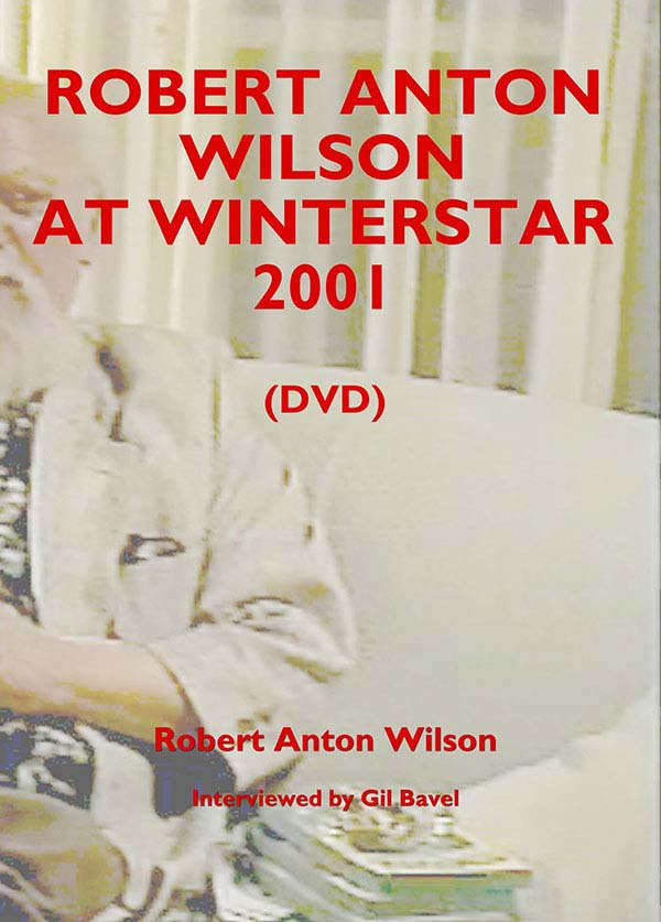 Robert Anton Wilson at Winterstar 2001