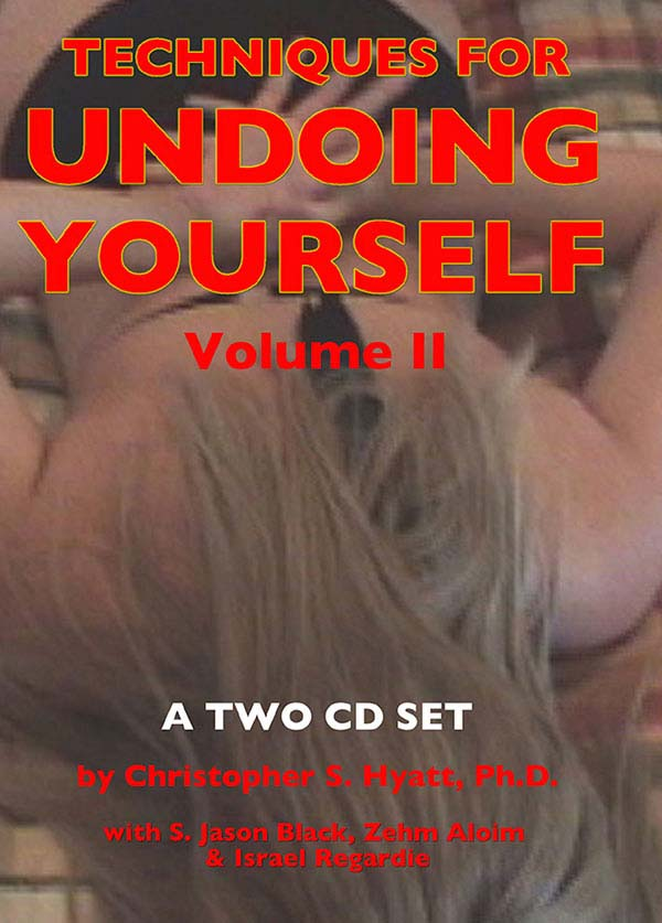 Techniques for Undoing Yourself - Volume 2